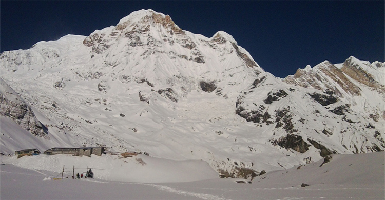 annapurna base camp trek in march to may