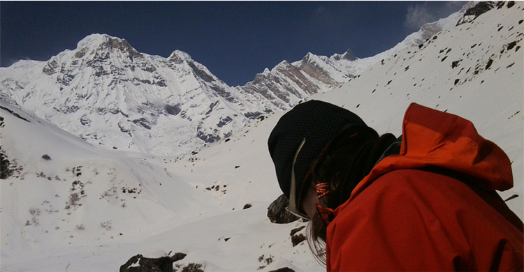 annapurna base camp trek in spring