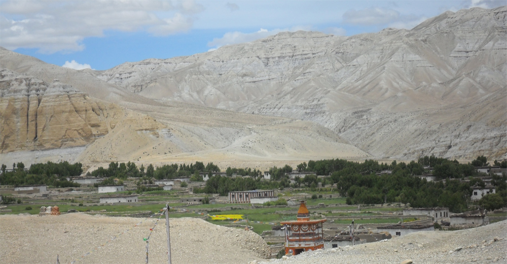 upper mustang trail